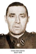 Ciriaco Sanz Garcia